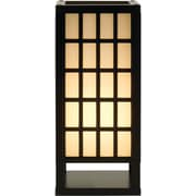 Adesso® 3670-01 Middleton Table Lantern, 1 x 60 W, Black