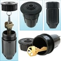 Trademark Tools™ Discrete Sprinkler Head - Hide a Key, 2in. L x 2in. W x 3 3/4in. H, 2 Set