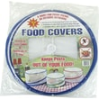 "Trademark Global Set of 3 Pop Up Outdoor Food Cover, 17"" L x 18"" W x 1"" H"