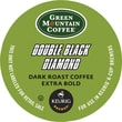 Keurig® K-Cup® Green Mountain® Double Black Diamond, Regular, 24 Pack