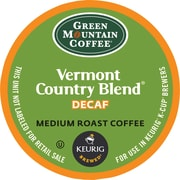 Green Mountain Coffee® Vermont Country Blend® Decaf Coffee K-Cup® Packs, 96/Ct