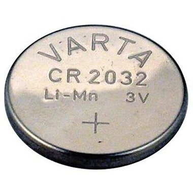 Battery Biz CR2032 3V Coin Cell Lithium Battery, 4/Pack