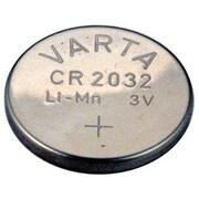 Battery Biz – Pile bouton au lithium CR2032 3V, paq./4