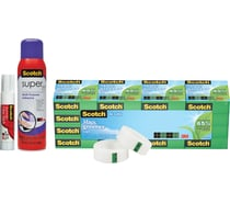 Tape, Fasteners & Adhesives
