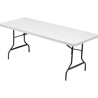 IndestrucTable TOO Folding Table, 500 Series - Platinum