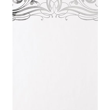 Great Papers® Foil Filigree Letterhead, 40/Pack