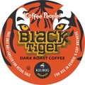 Keurig K-Cup Coffee People Black Tiger Coffee, Regular, 24/Pack
