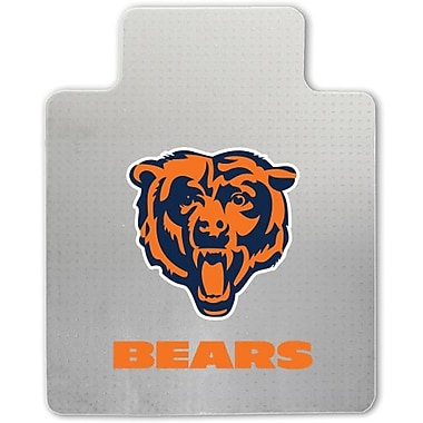 Great American Products NFL Chair Mat, Chicago Bears