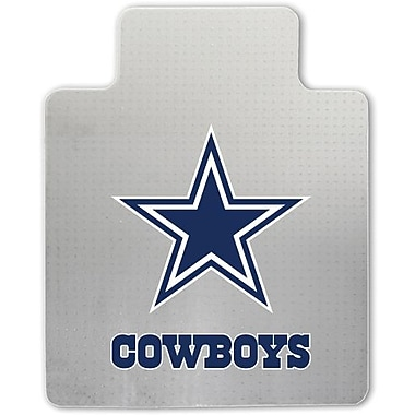 Great American Products NFL Chair Mat, Dallas Cowboys