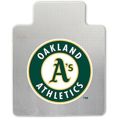 Great American Products MLB Chair Mat, Oakland Athletics