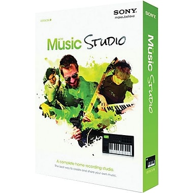 Sony® - Logiciel ACID Music Studio 9.0