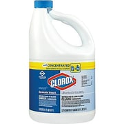 Clorox® Concentrated Germicidal Bleach, 121 oz.