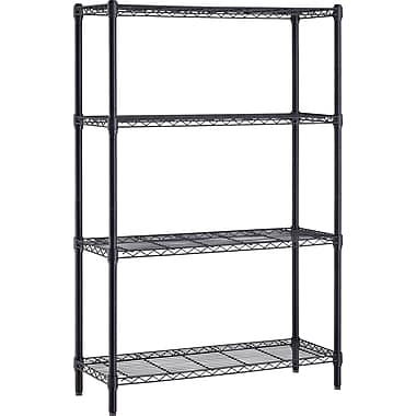 Whalen 54in.H Complete Wire Shelving Units