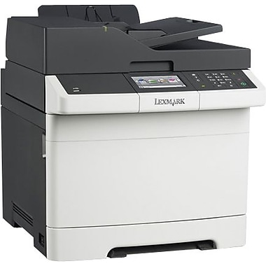 Lexmark CX410e Color Laser All-in-One Printer