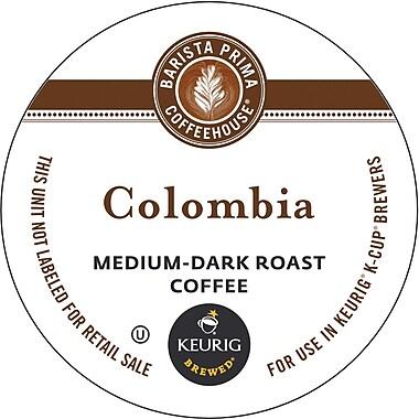 Keurig® K-Cup® Barista Prima Columbian Roast Coffee, 24/Pack