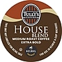 Keurig K-Cup Tully's House Blend Coffee, Regular, 18