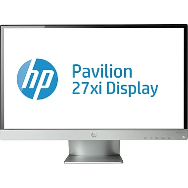 HP Pavilion 27xi 27in. IPS LED Backlit Monitor