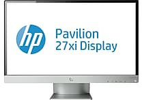 HP Pavilion 27xi 27' IPS LED Backlit Monitor