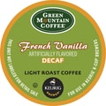 Keurig® K-Cup® Green Mountain® French Vanilla Decaf Coffee, Decaffeinated, 24 Pack