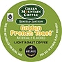 Keurig® K-Cup® Green Mountain® Golden French Toast Coffee,