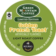 Keurig® K-Cup® Green Mountain® Golden French Toast Coffee, Regular, 18 Pack