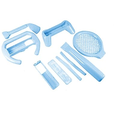 Mgear MG-1048 8-in-1 Sports Pack For Nintendo Wii, Blue