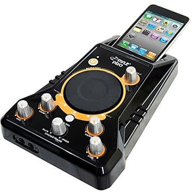 Pyle® PDJSIU100I Mixer iPod DJ Player With DJ Scratch and Sound Effects