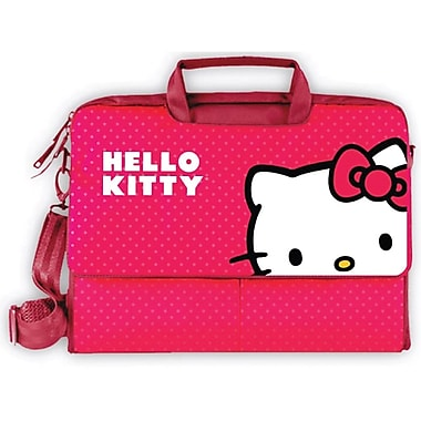 Hello Kitty® KT4335 Laptop Case, Red