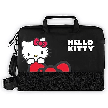 Hello Kitty® KT4335 Laptop Case, Black