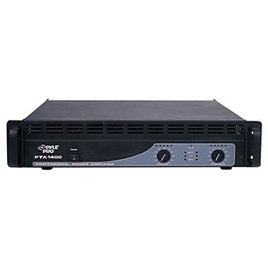 Pyle® PTA1400 Professional Power Amplifier, 1400 W