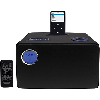 Jensen® JIMS-225 Docking Digital Music System For iPod