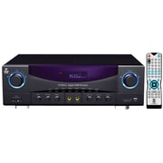 Pyle® PT590AU 5.1 Channel Built-In AM/FM Radio/USB/SD Card HDMI Amplifier Receiver, 350 W