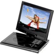 Supersonic® SC-179DVD Portable DVD Player With Swivel Display, 9 TFT