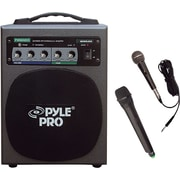 Pyle® PWMA600 Wireless Battery Powered PA System, 100 W
