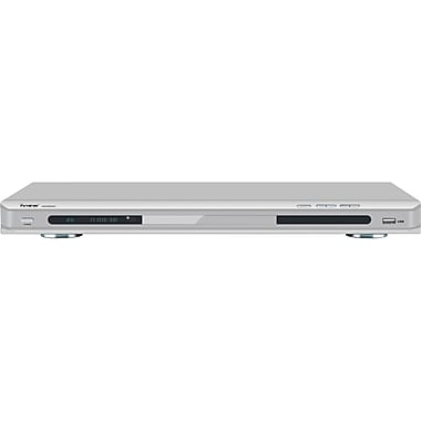 iView® 2600HD 5.1 Channel Silver Digital HDMI Progressive Scan DVD Player