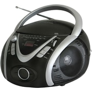 Naxa® NPB-246 Portable MP3/CD Player With AM/FM Stereo Radio and USB Input