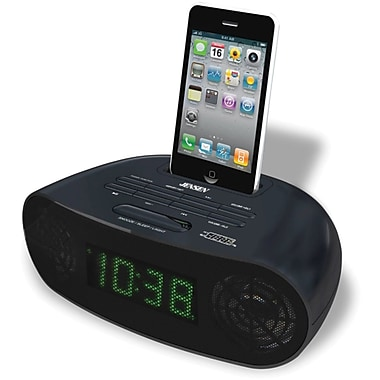 Jensen® JIMS-70i Universal Docking Digital Music System For iPod and iPhone