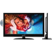 Supersonic® 1920 x 1080 SC-2212 22 Widescreen LED HD Television With Built-In DVD Player