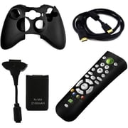 GameFitz GF4-002 4-in-1 Accessory Pack For Xbox 360