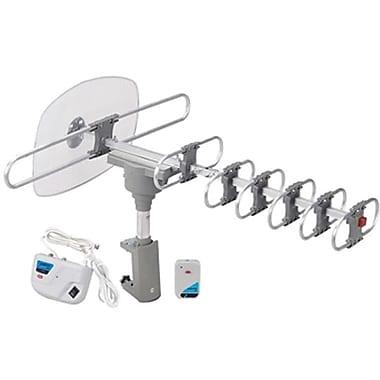 Quantum® FX ANT-105U HD/DTV/UHF/VHF/FM 360 deg Motorized Rotating Antenna