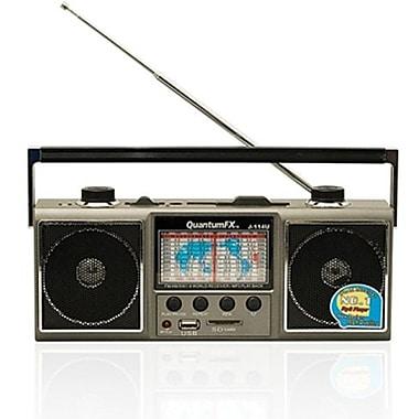 Quantum® FX J-114U AM/FM/SW1-SW9 Radio With USB/SD