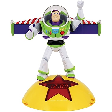 Disney TS380ACR Toy Story Alarm Clock Radio