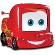 """Disney C1312ATV Cars 2 13"""" Television, Red"""