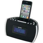Jensen® JIMS-125i Docking Digital Music System For iPod/iPhone