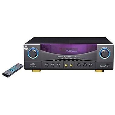 Pyle® PT570AU 5.1 Channel Amplifier Receiver, 350 W