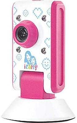 Memorex NCW651-IC iCarly Webcam With Digital Diary Software