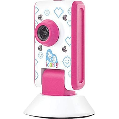 Memorex™ NCW651-IC iCarly Webcam With Digital Diary Software