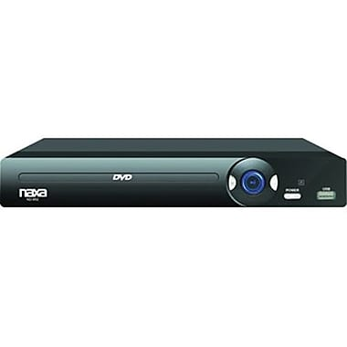 Naxa® ND-852 2 Channel High Resolution Progressive Scan DVD Player With USB Input