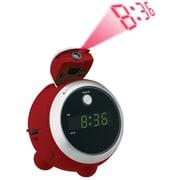 Jensen® JCR-222R AM/FM Projection Clock Radio