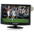 Quantum® FX 1366 x 768 1912D 18 1/2in. LED Television With ATSC/NTSC Tuner and Built-In DVD Player